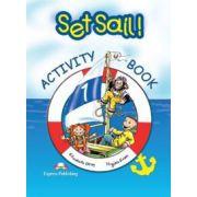 Set Sail 1 - Caietul elevului