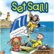 Set Sail 1 - Class CD