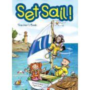 Set Sail 1 - Manualul profesorului