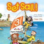 Set Sail 3 - Class CD
