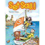 Set Sail 3 - Manualul profesorului
