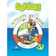 Set Sail 4 - Caietul elevului