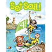 Set Sail 4 - Manualul profesorului