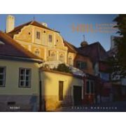 Sibiu - Cetatea Rosie (Romana, germana si engleza)