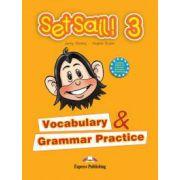 Set Sail 3 - Vocabulary&Grammar Practice