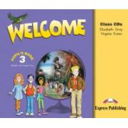 Welcome 3 - Class CD