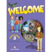 Welcome 3 - Manualul elevului