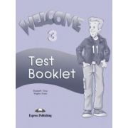 Welcome 3 - Test booklet