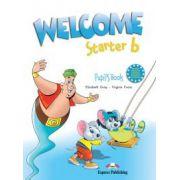 Welcome Starter B - Manualul elevului