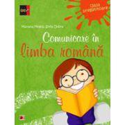 Comunicare in limba romana. Grupa pregatitoare