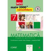 MATEMATICA. ALGEBRA, GEOMETRIE. CLASA A VII-A. PARTEA II