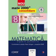 MATEMATICA. ALGEBRA, GEOMETRIE. CLASA A VIII-A. PARTEA II