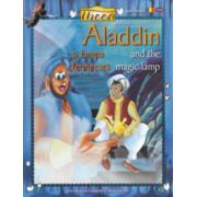Aladdin si lampa fermecata - and the magic lamp - editie bilingva