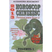 Horoscop chinezesc 2013 - Previziuni pentru fiecare zi vol. 1