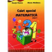 Caiet special Matematică - clasa I