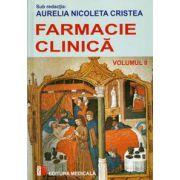 Farmacie clinica, vol. II - Aurelia Nicoleta Cristea