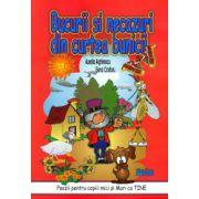Bucurii si necazuri din cartea bunicii - Poezii pentru copiii mici si Mari ca Tine