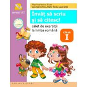 Învăţ să scriu şi să citesc! Caiet de scriere şi exerciţii la limba română. Semestrul II (după ABECEDAR de C. Mihăilescu, T. Piţilă)