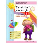 Caiet de vacanţă pentru clasa I. Limba română