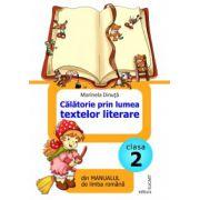 Călătorie prin lumea textelor literare din manualul de limba română pentru clasa a II-a (după Manual de limba română de Marcela Peneş)