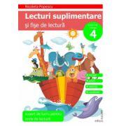 Lecturi suplimentare şi fişe de lectură pentru clasa a IV-a