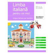 Limba italiană pentru cei mici - Lingua italiana per bambini