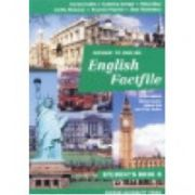 ENGLISH FACTFILE STUDENT'S BOOK CL. a VI a