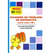 Culegere de probleme de matematica pentru clasa a VIII-a (puisorul)