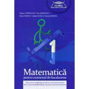 Bacalaureat - Matematica (M1). Filiera teoretica, profil real, specializarea MATEMATICA-INFORMATICA