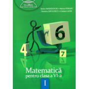 Clubul matematicienilor - Matematica pentru clasa a VI-a - Semestrul I
