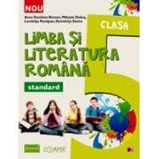 Limba si literatura romana, clasa  a V-a. Standard - Colectia Foarte Bine !