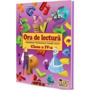 Ora de lectura clasa a IV-a