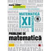 Probleme de matematica pentru clasa a XI-a. Consolidare - MATE 2000