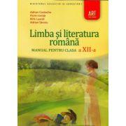 Limba si literatura romana pentru clasa a XII-a