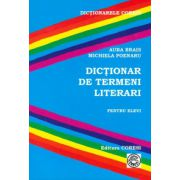 Dictionar de termeni literari. Editia pentru elevi