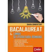 BACALAUREAT LA LIMBA SI LITERATURA ROMANA