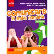 COMUNICARE IN LIMBA ROMANA. CLASA I. PARTEA II - STANDARD