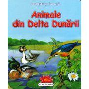 Animale din Delta Dunarii