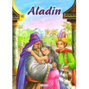 Aladin - carte ilustrata