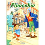 Pinocchio - carte ilustrata