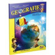Caiet de Geografie - Clasa a IV-a