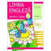 Limba engleză pentru clasa 2