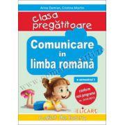 Comunicare în limba română pentru clasa pregătitoare Caiet de lucru. Semestrul 1