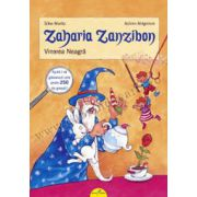 Zaharia Zanzibon vol. I - Vinerea neagră