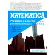 Matematică pentru clasa a XII-a - Campion