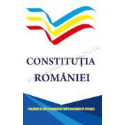 Constituţia României - Culegere de acte normative