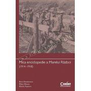 Mica enciclopedie a Marelui Razboi (1914–1918)