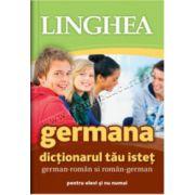 Dicţionarul tău isteţ german-român şi român-german