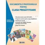 Documentele profesorului pentru clasa pregatitoare 2014-2015