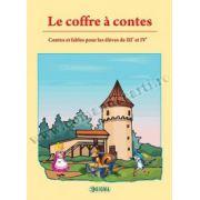 Le coffre à contes. Contes et fables pour les élèves de 3e-4e - 2